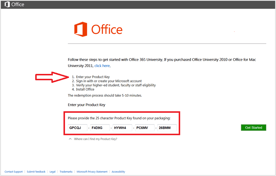 Microsoft Office 365 Crack Plus Product Key 2020 Download