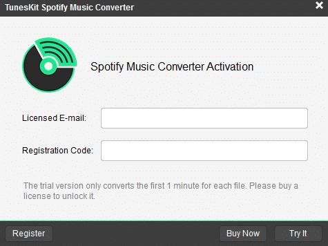TunesKit Spotify Converter 1.7.0.657 Crack with Registration code 2020 Download