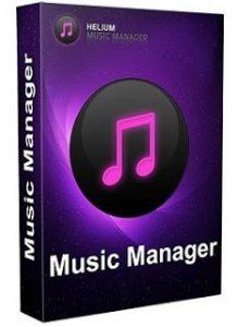 Helium Music Manager Premium 14.7 Build 16438.1 Crack 2020 Download