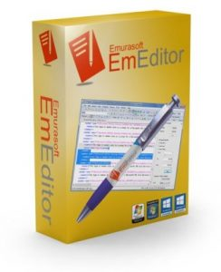 EmEditor Professional 20.1.1 Crack Incl Lifetime Serial Key Free Download