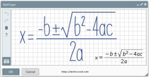 MathType 7.4.8.0 Crack + Full Keys [Latest2021] Free Download
